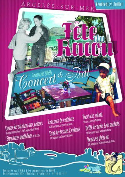 Racou's fest event