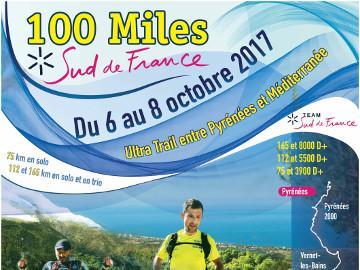 100 miles affiche